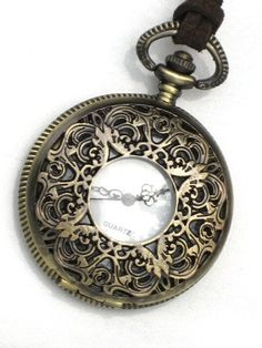 Steampunk  VICTORIAN TIMES Pocket Watch  by GlazedBlackCherry, $29.99