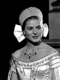 Ingrid Bergman as Anastasia, 1956