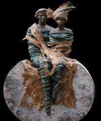 paverpol Fabric Sculpture