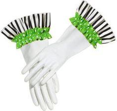 Dish Gloves   Get Go Retro