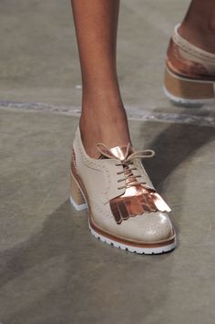 The 50 Best Shoes at NY Fashion Week | StyleCaster