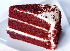 Resep Cara Membuat Red Velvet Cake Lengkap