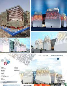 Shanghai Expo 2010: 15 Cutting-Edge Architectural Designs  Russia's Pavilion