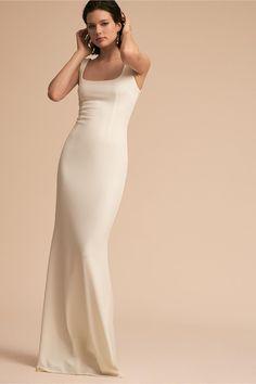 7b58a0ddef5 Courtesy of BHLDN Bridesmaids Dresses Budget Bride