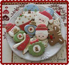 Dear Sweet: Natal 2013 Dear Sweet! {Dear Sweet X'mas 2013! }