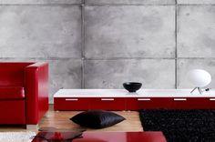 8 sposobów na betonową ścianę