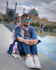 Image may contain: one or more people, shoes and outdoor Persian Beauties, Girls Without, Posing Guide, Famous Models, Braids For Long Hair, Fashion Beauty, Womens Fashion, Stylish Girl, Photography Poses