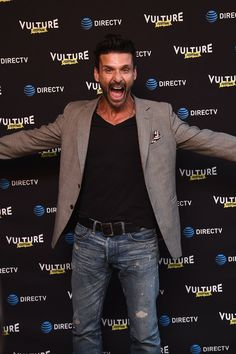 Frank Grillo Photos - Actor Frank Grillo attends the Vulture Festival Opening Night Party sponsored by DirecTV at The Top of The Standard on May 2016 in New York City. - Vulture Festival Opening Night Party Sponsored by DirecTV Opening Night, Party, York, Photos, Photographs, Parties, Receptions, Ballerina Baby Showers
