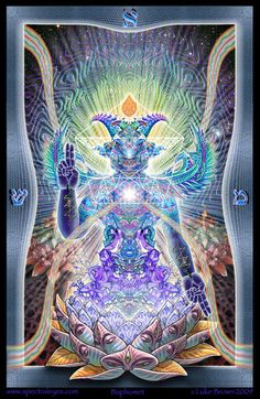 "Visionary Art Luke Brown ""Luke Brown is an intrepid explorer, part of a new generation of visionaries reconstructing the templates of culture as we know it. His art speaks of the spiritual my…"