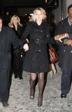 Out About Toronto January 30 2009 Taylor Swift Pictures, Taylor Alison Swift, Black Overcoat, Swift Photo, Black Pantyhose, Fashion Tights, Celebs, Celebrities, Celebrity Pictures
