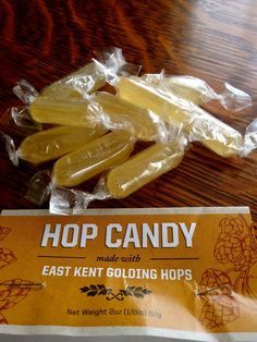 Playing with Your Beer: Hop Candy