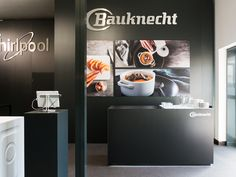 Bauknecht & Privileg at IFA 2016 • Showroom by didid | brand environments