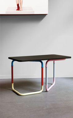 Letti, armadi e scrivanie dal sapore modernista, colori pastello e materiali 100% green - Cose da Bocia, la kids collection firmata Studio UdA