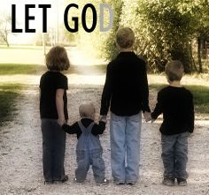 """How to create your own """"Let Go/Let God"""" image on your computer  (Original idea from Surprisepix)"""