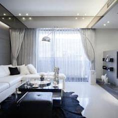 Soggiorno in stile in stile Moderno di 璞碩室內裝修設計工程有限公司