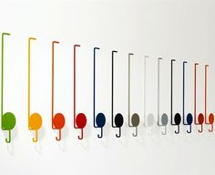 The Sun Coat Hook from YDF
