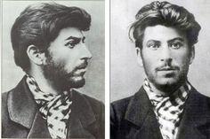 1902 - a 23 year old Joseph Stalin