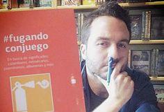 #FugandoConJuego de @PioloJuvera y @algarabiaLIBROS -->