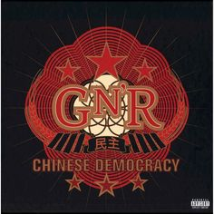 Guns N' Roses - Chinese Democracy (Limited Collectors Box) [Explicit Lyrics] (CD)