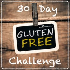 Introduction to the #LivingNowFoods 30 Day Gluten Free Challenge by @Halle Cottis @ Whole Lifestyle Nutrition