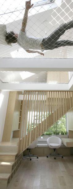 Escalier-table