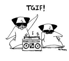 Bah Humpug: Yay Friday!!!