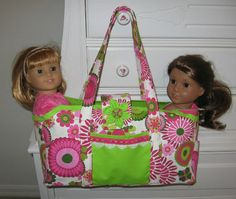 American Girl Doll Bag