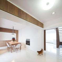 Hungarian Loft Design Uses a Simple Aesthetic for Big, Stylish Results