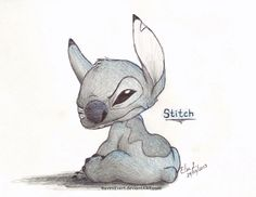 Stitch Disgusted