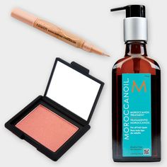 This concealer's illuminating pigments make you look well rested, and this peachy-pink blush flatters all. And if you need a shine-enhancing hair product, this argan oil is boss at glossing. Click through for 13 more of the best beauty products to look polished and professional at work. #WHBeautyAwards