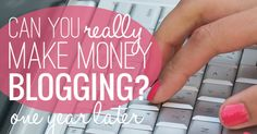Are you discouraged that your blog isn't making much money? One blogger more than tripled her income over the past year. Here's how she did it.