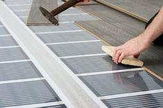 La température dun plancher chauffant électrique
