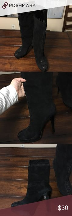 BCBG Girl size 9.5 Great pre owned condition, worn a few times BCBGirls Shoes Heeled Boots
