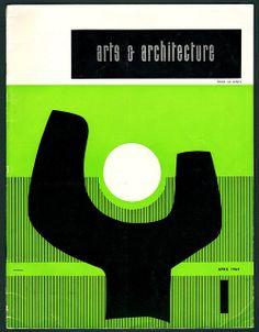 Arts & Architecture April 1964