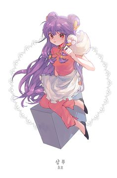 Japanese Illustration, Illustration Art, Ranma Y Shampoo, Me Me Me Anime, Anime Love, Anime Manga, Anime Art, Character Art, Character Design