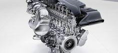 Der neue Benzin - Reihensechszyliner M 256 im Detail: Ein Meisterstück der Technik mit 48V, integriertem Starter-Generator und elektrischem Verdichter!