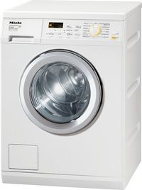 Buy Miele Special Edition 8 kg 1600 rpm Freestanding Washing Machine - White from Appliances Direct - the UK's leading online appliance specialist Samos, Laundry Appliances, Home Appliances, Commercial Appliances, Front Load Washer, Kitchen Equipment, White Enamel, Washer And Dryer, Cool Kitchens