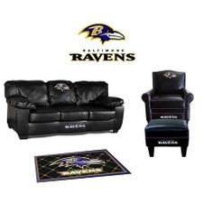 Use This Exclusive Coupon Code: PINFIVE To Receive An Additional 5% Off The  Baltimore · Leather FurnitureBaltimore RavensFurniture ...