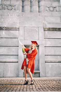 NC STATE GRAD PHOTO North Carolina State University Champagne Senior Pictures More from my site Gorgeous Graduation Picture ideas for Photography