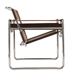 Marcel Breuer - Wassily Chair (1925)