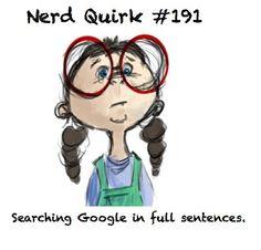 nerd+quirks | Nerd Quirks by megan