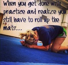 Cheerleading :) For all you high school cheerleaders, this is why I LOVE all star! Haha and a bunch of other Cheer Qoutes, Cheerleading Quotes, Gymnastics Quotes, Olympic Gymnastics, Olympic Games, Cheerleading Stunting, Cheer Coaches, Cheer Stunts, Cheer Dance