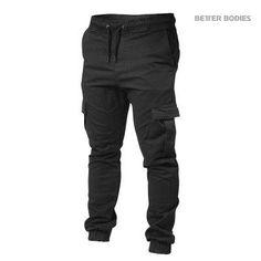 Better Bodies Alpha street pants Black