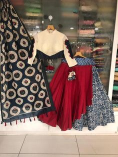 Your place to buy and sell all things handmade Garba Dress, Navratri Dress, Choli Dress, Garba Dance, Navratri Garba, Indian Lehenga, Lehenga Choli, Indian Gowns, Indian Designer Outfits