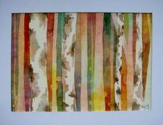 Abedul I Watercolors, Painting, Art, Birch, Water Colors, Art Background, Painting Art, Kunst, Watercolor Paintings