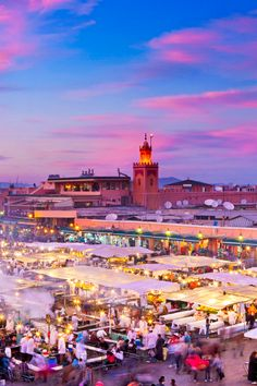 Marrakech, Morocco has topped the list of Top Destinations in the World in TripAdvisor's annual Travelers' Choice Awards. Morocco Travel, Africa Travel, Casablanca, The Places Youll Go, Places To See, Paises Da Africa, Marrakech Morocco, Morocco Beach, Top Destinations