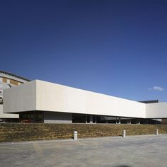 Police Station in Sevilla by Paredes Pedrosa