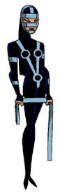 Lashina - Galeria de Personagens de Desenhos Animados - GPDesenhos.com.br