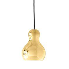 Calabash P1 pendant, gold (http://www.finnishdesignshop.com/lighting-pendants-calabash-pendant-gold-p-5650.html)