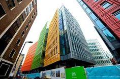 Central St.Giles, Londra, 2010 - RPBW - Renzo Piano Building Workshop